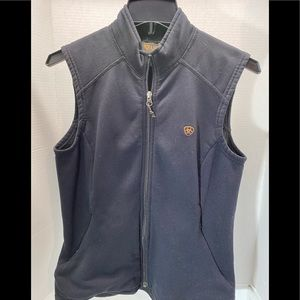 Ariat Men's Softshell Vest Size M